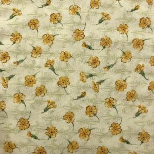 Cream and Yellow Flowers