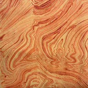 Orange Sandscape