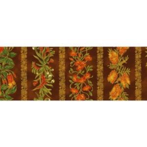 Orange Brown Stripe 14 18