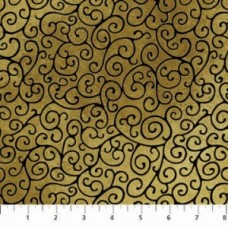 Stonehenge Gold Leaf 39126M-990