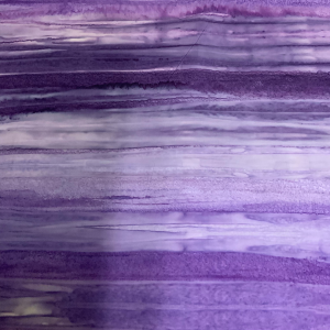 Tonal purple stripe batik