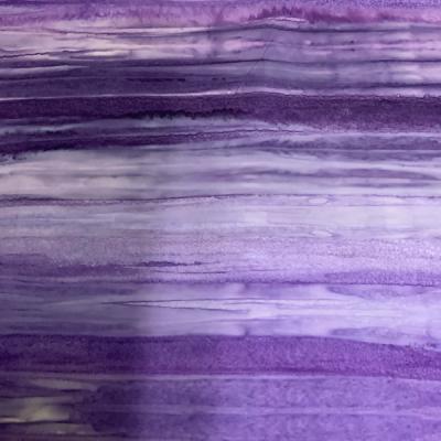 Tonal purple stripe batik