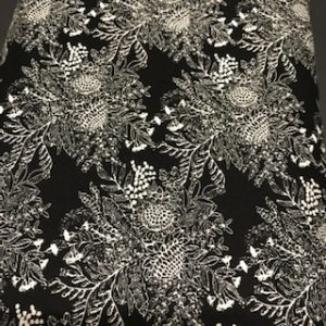 Emma Jean Jansen Classics Botanical Black