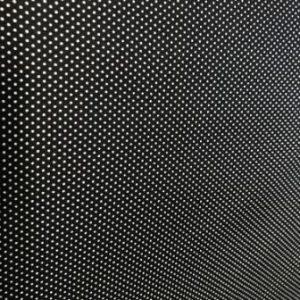 Paintbrush Studio Microdots White on Black