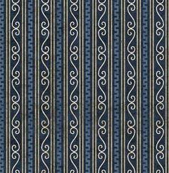 Stonehenge Aphrodite Blue Stripe 2977