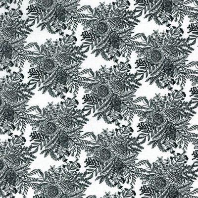 Emma Jean Jansen Classics Botanical White