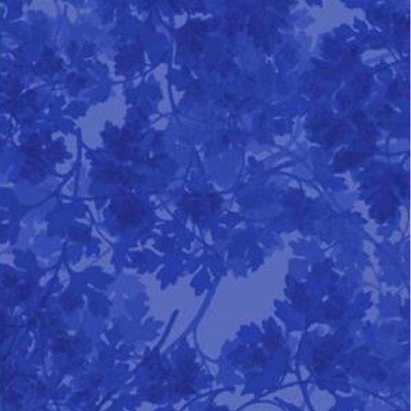 Tonal Foliage Cobalt
